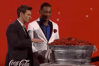 Louisiana Crawfish featured on American Idol