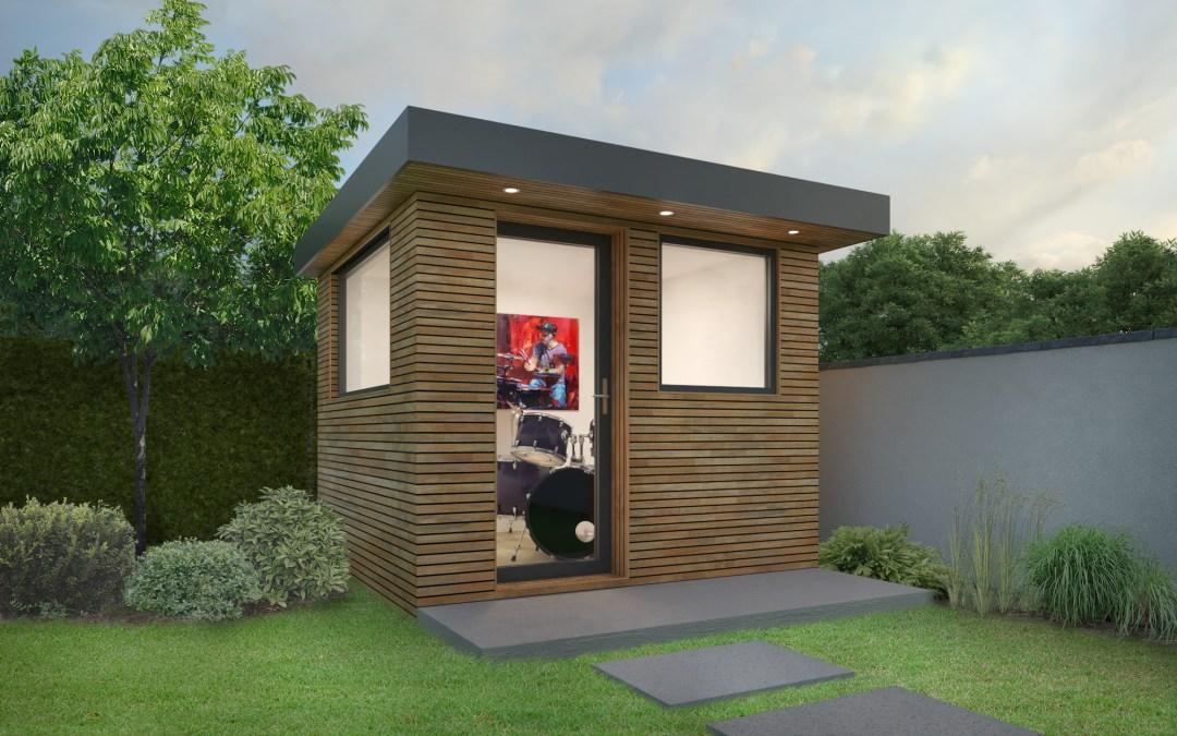 Ewenny Sound Garden Room