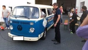 Das mega Projektauto... Ein alter VW Bus mit sozialem Engagement mit Elektromobilität