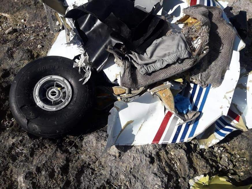 Andros plane crash UPDATE