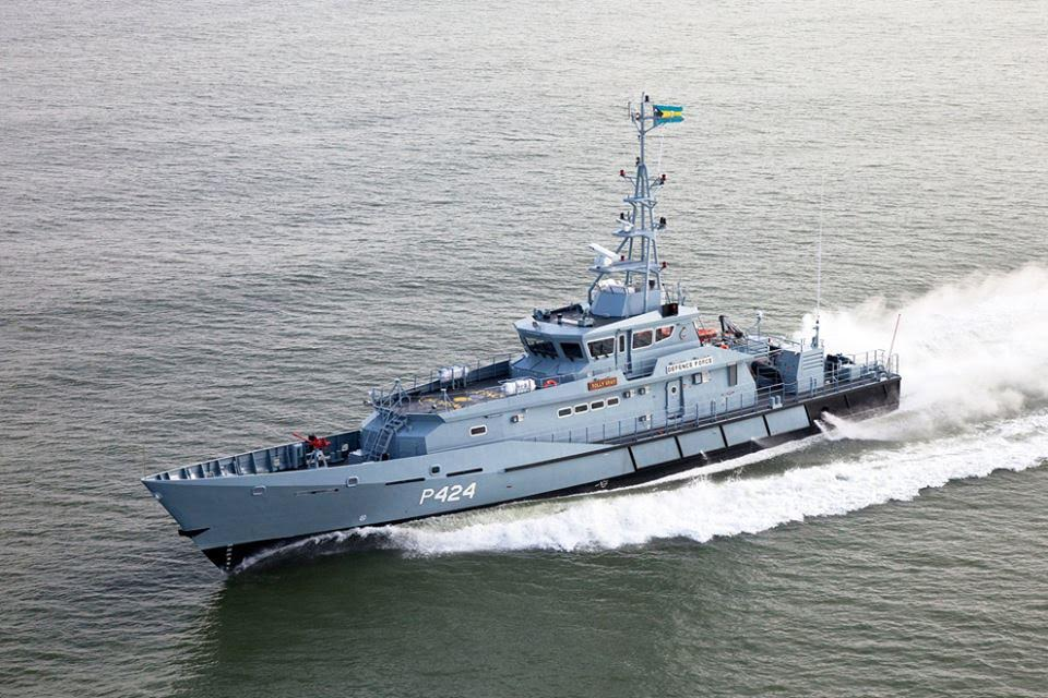 RBDF apprehends yacht carrying 70 Haitian illegal migrants