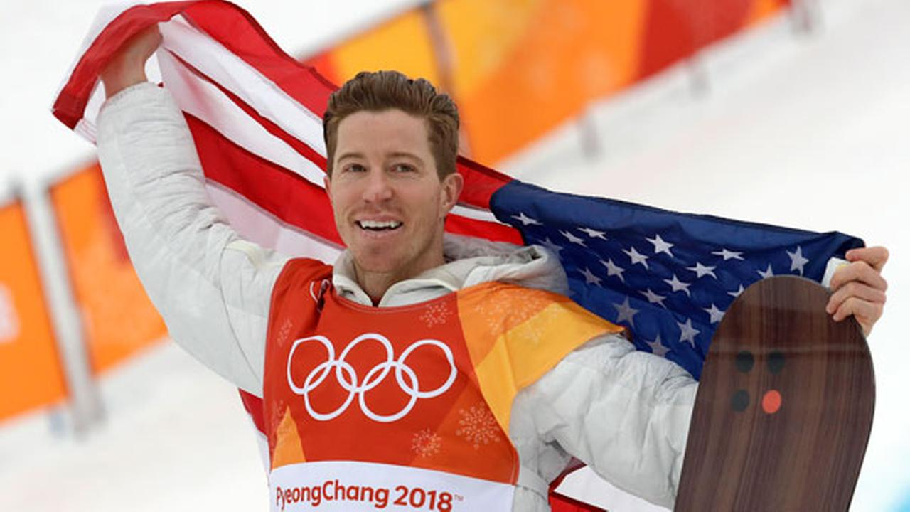 Uncomfortable moments for NBC with Shaun White allegations