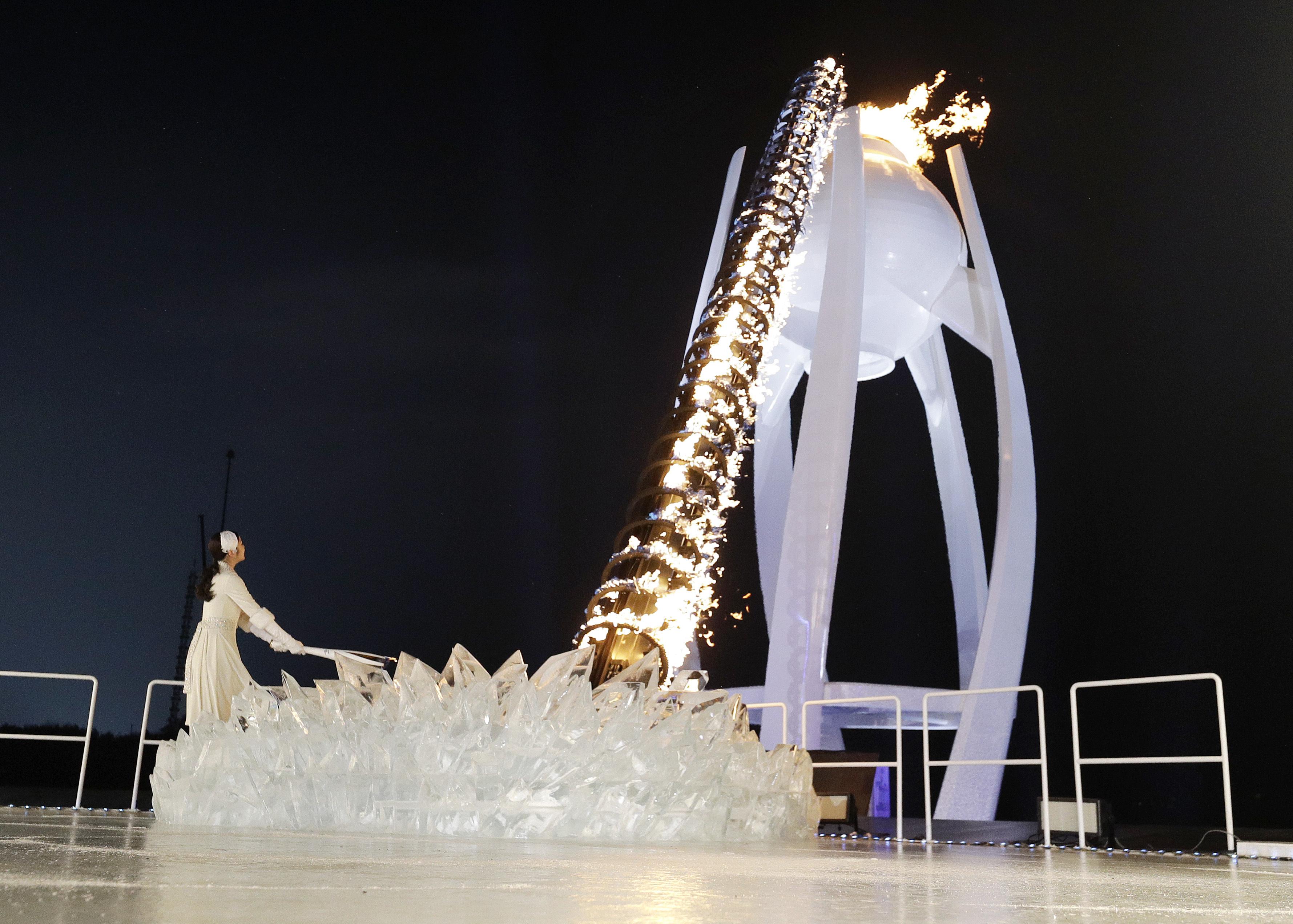 With extraordinary political optics, Winter Olympics begin