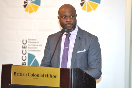 Bahamas chamber promotes international trade