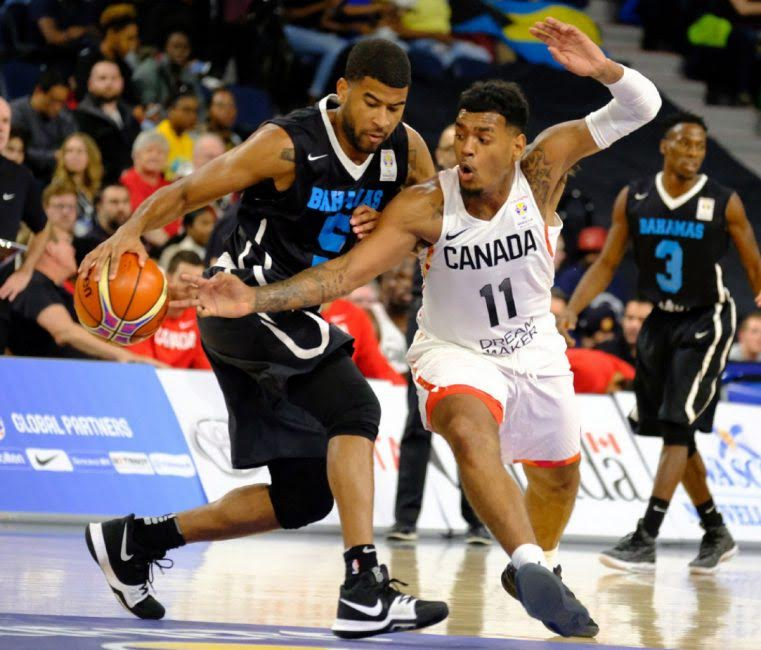 Team Bahamas looking for redemption against Canada