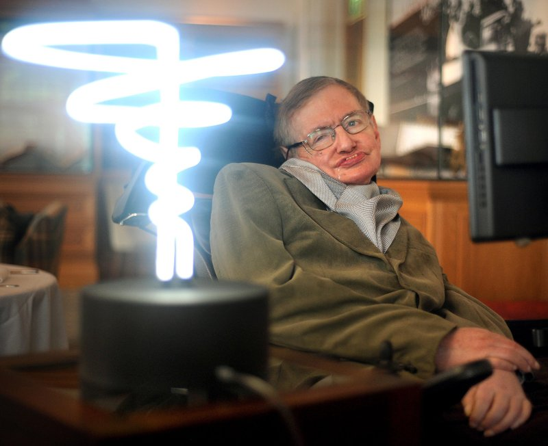 Stephen Hawking, tourist of the universe, dead at 76