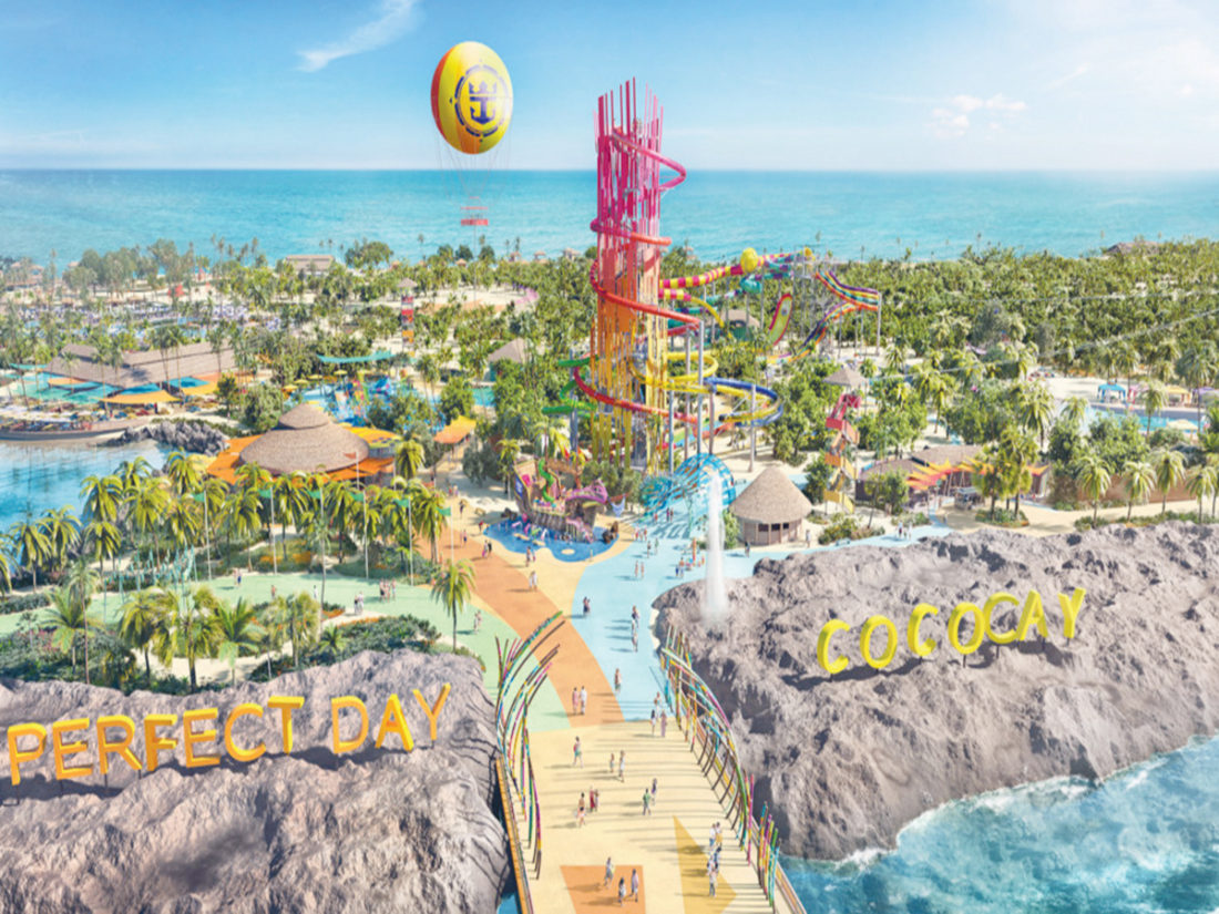 Activists Against Royal Caribbean's $200 Million Expansion at Coco Cay