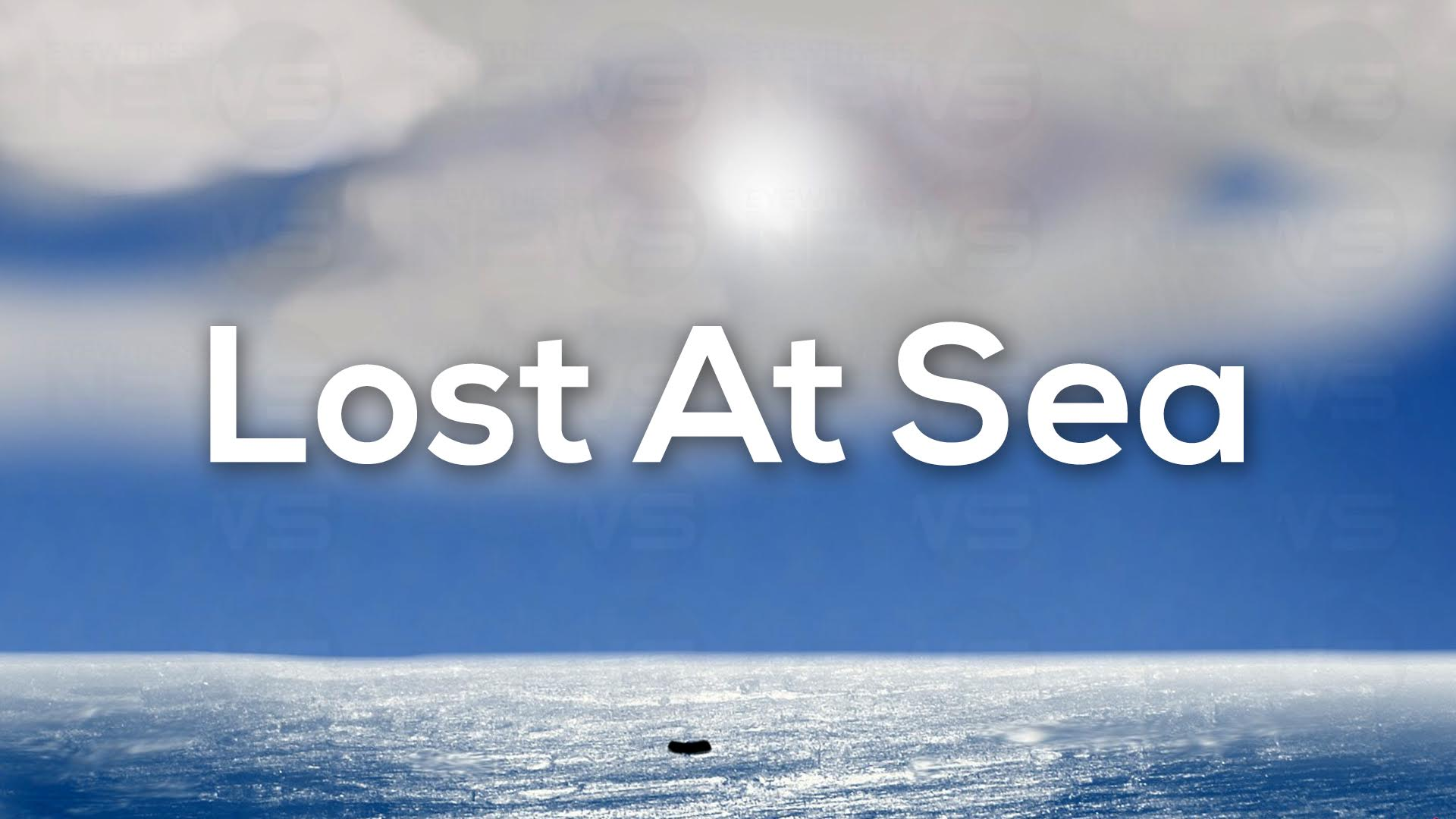Two men lost at sea, search continues