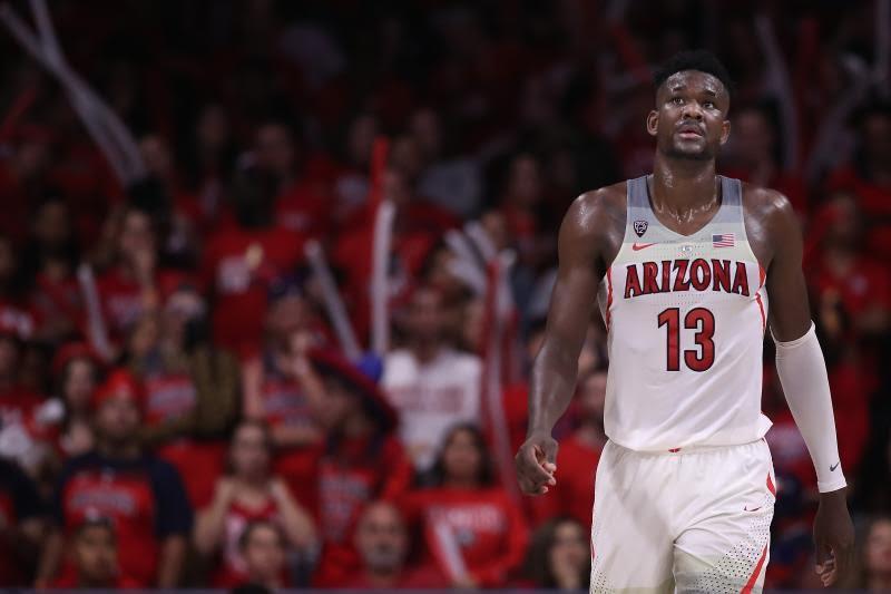 BREAKING: Deandre Ayton selected as 1st pick in 2018 NBA draft