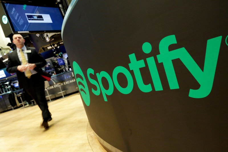 Spotify wins more fans in stock market debut as shares surge