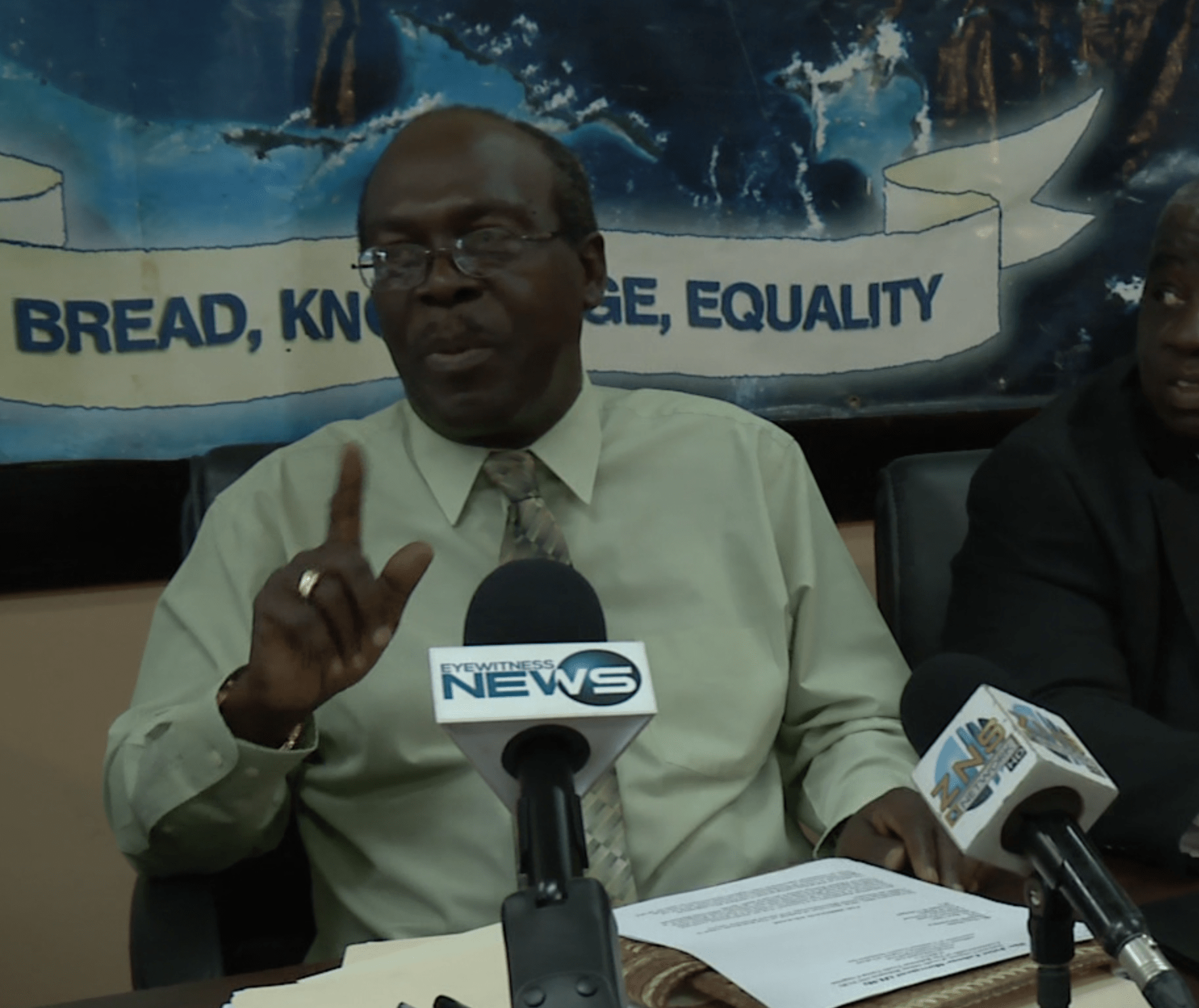 Ferguson urges Water & Sewerage unions to work with WSC Board