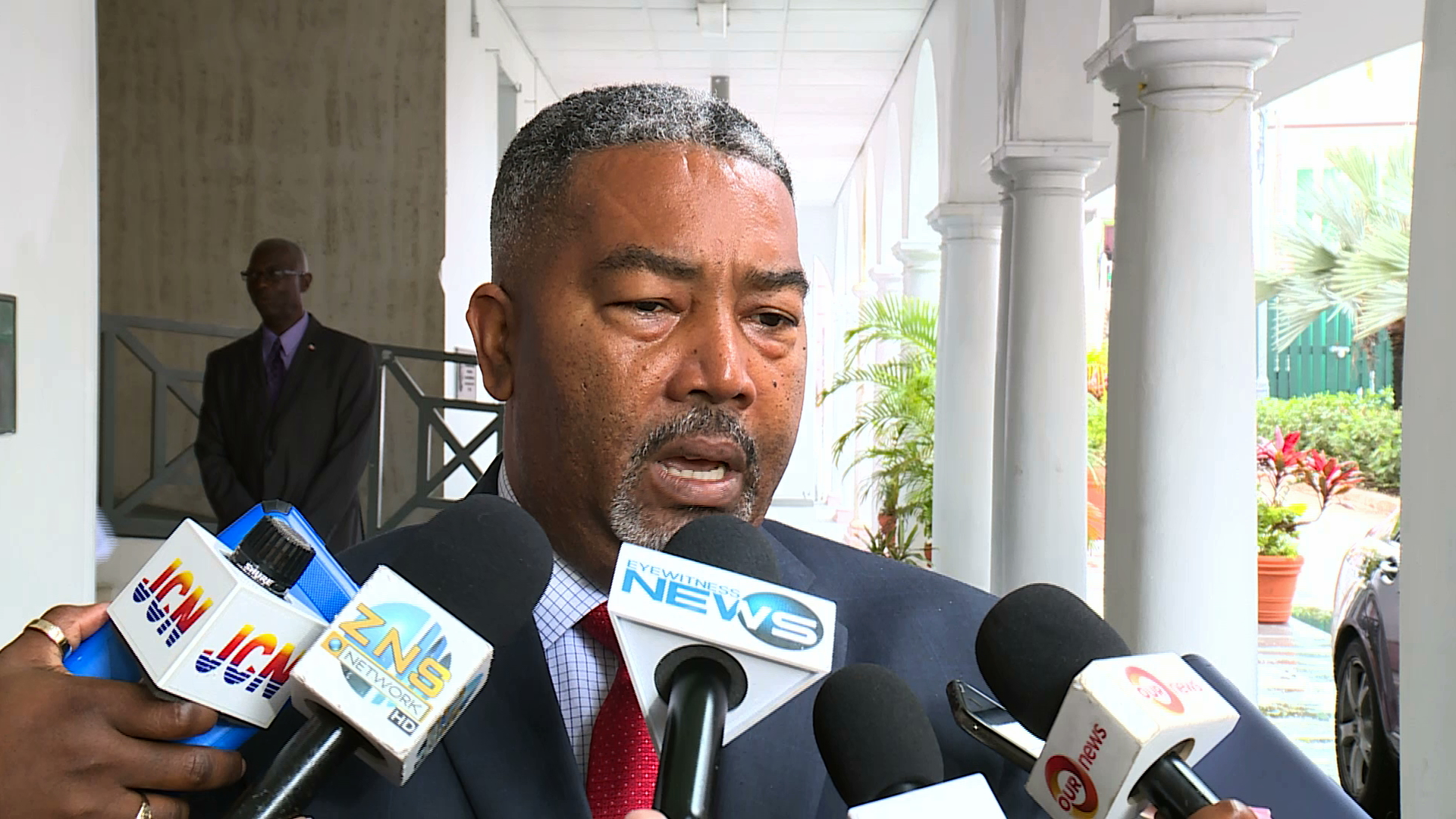 Campbell challenges Bahamians to join fight against gender-based violence