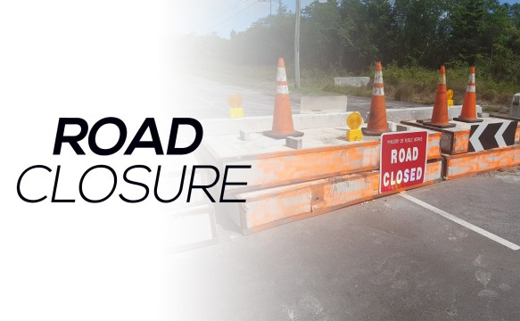Road closure sparks feud