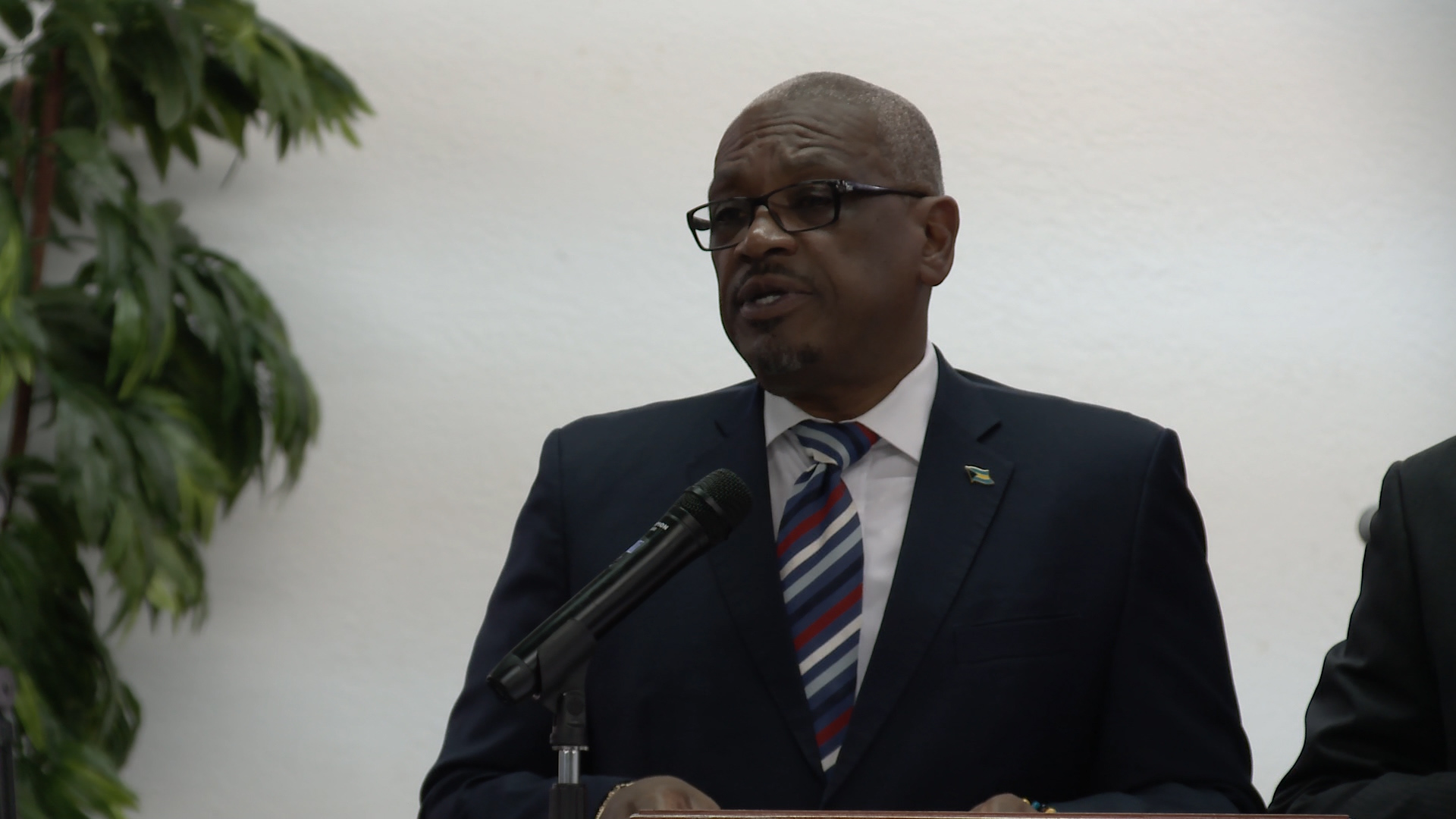 PM addresses Haitian community ahead of demolition deadline