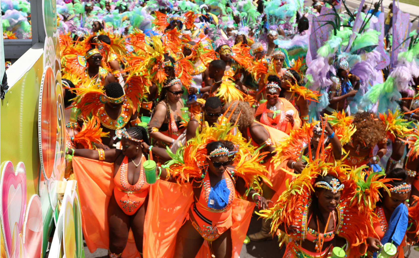 Carnival exec. reports slight loss, says event still hugely successful