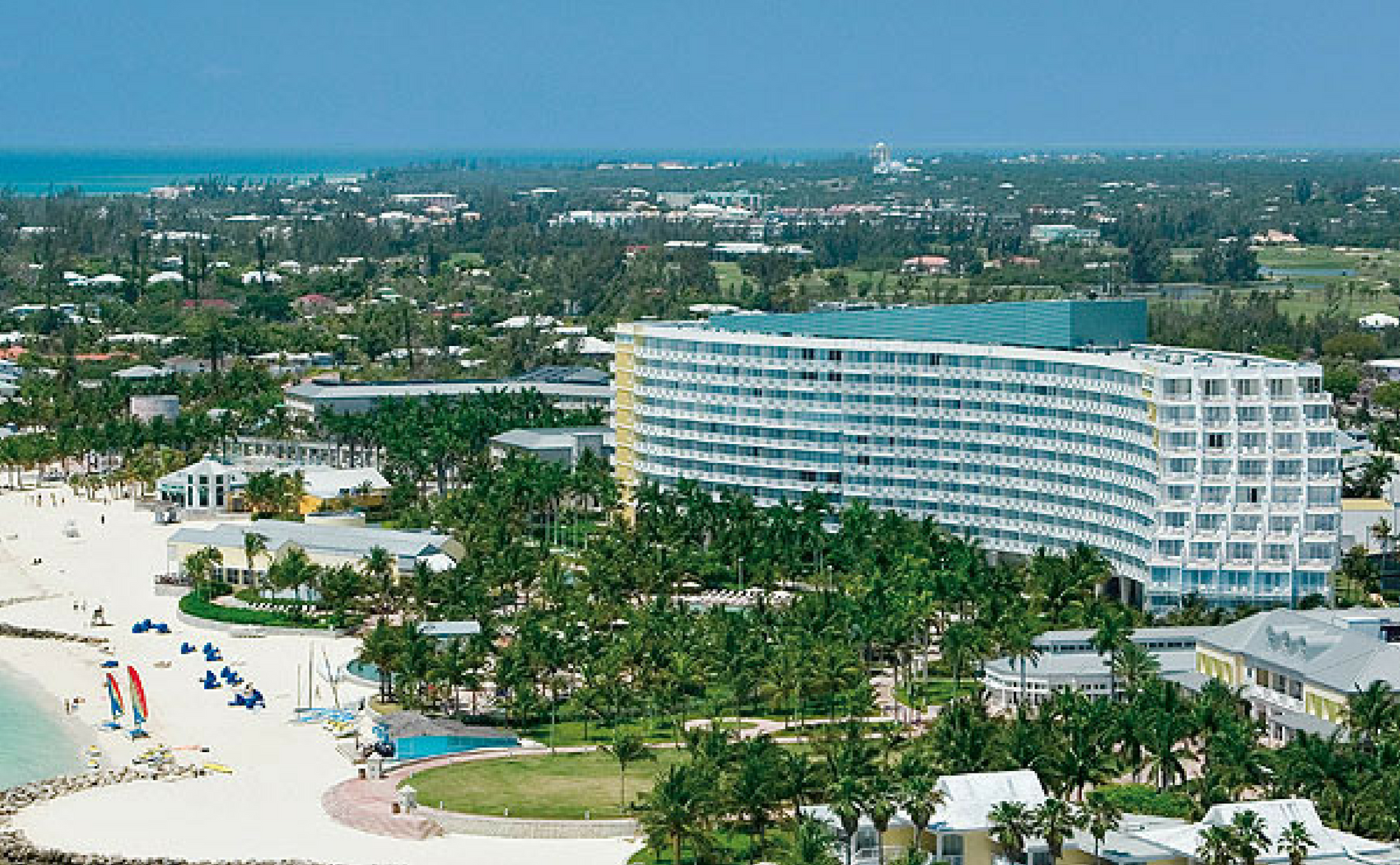 Grand Lucayan sale will spur new airlift to GB