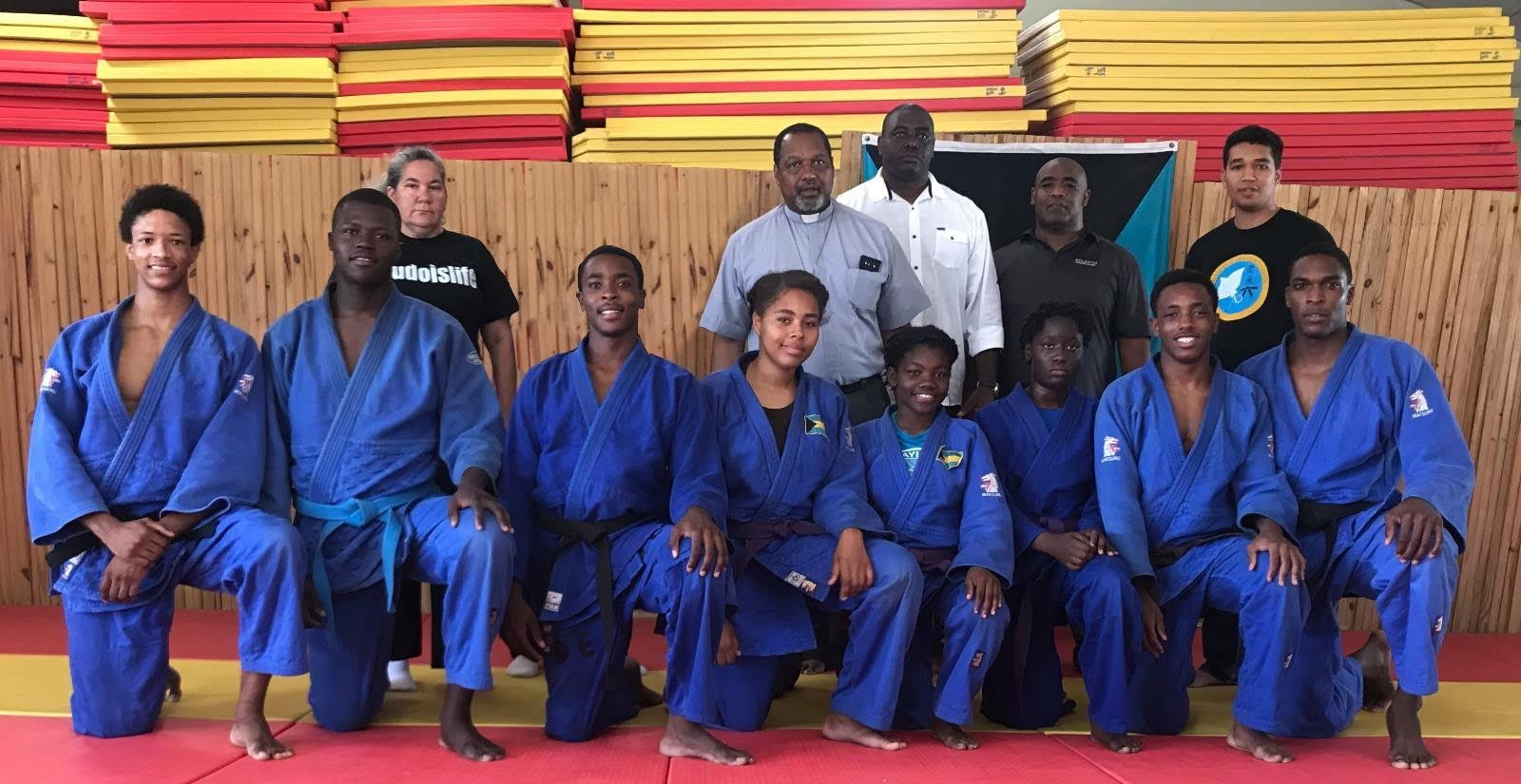 Rahming looking forward to junior judo championships