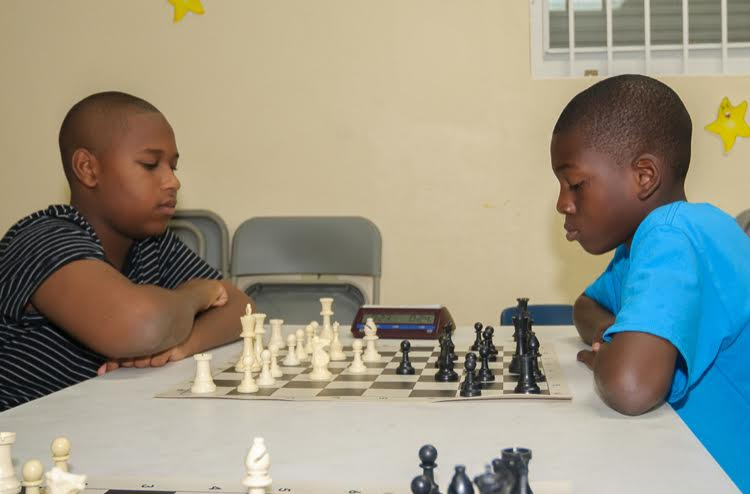 Scholastic Chess Championships this weekend