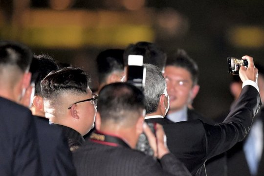 Excitement high, expectations lower on Trump-Kim summit eve