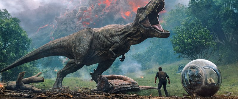 In 'Jurassic World,' a dino-sized animal-rights parable