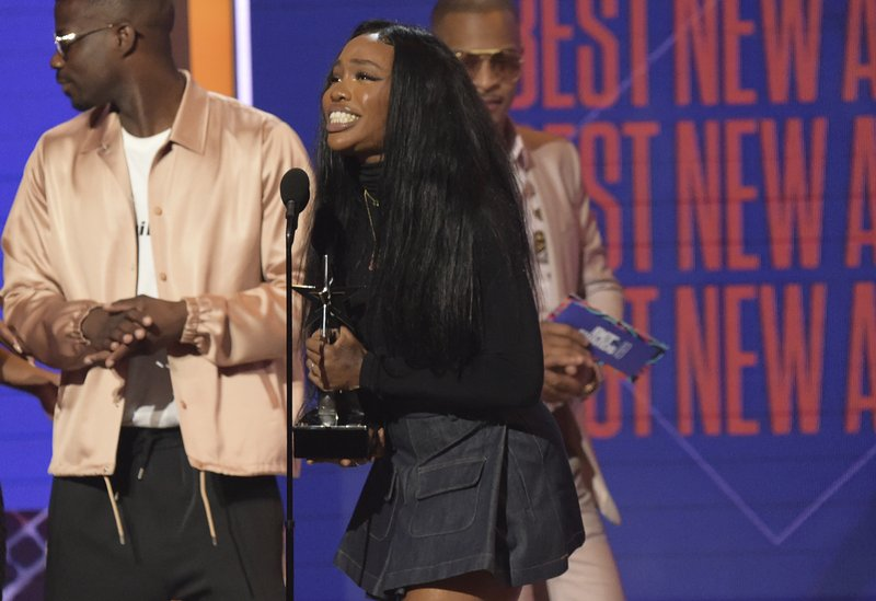 Complete list of winners at Sunday night's 2018 BET Awards