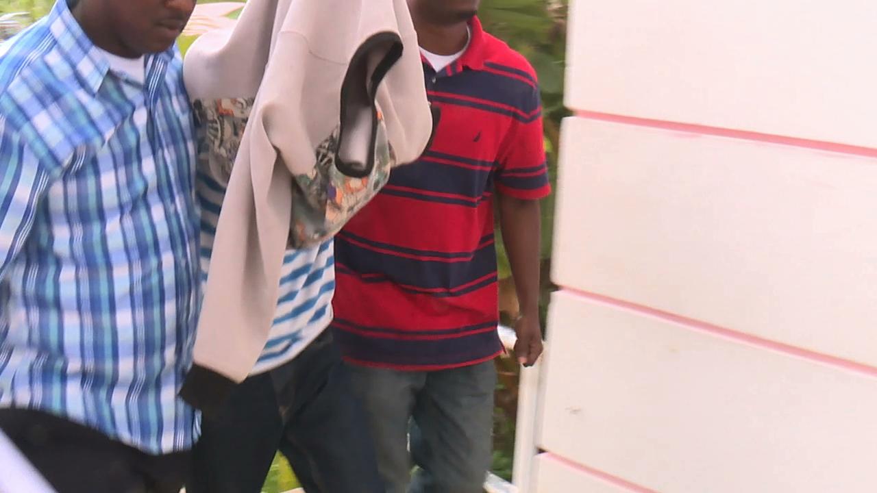 Juvenile arraigned for murder
