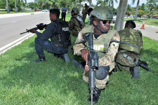Tradewinds 2018 exercises take place on New Providence