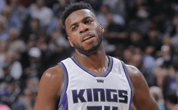 Hield in battle for starting role
