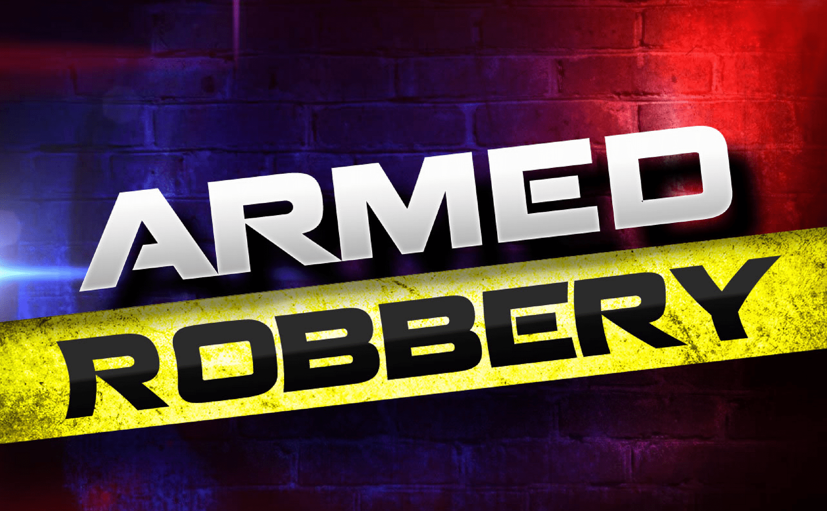 Three armed robberies within 12 hours