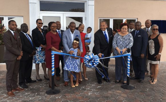 University of The Bahamas recommissions Portia M. Smith building