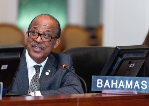 Bahamian diplomat elected vice-chairman of OAS committee