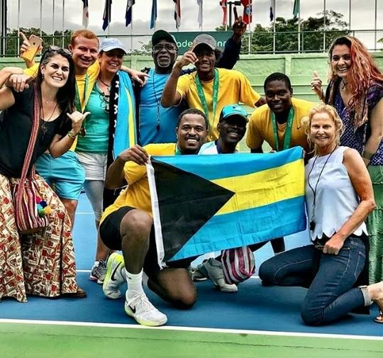 Bahamas advances in Davis Cup