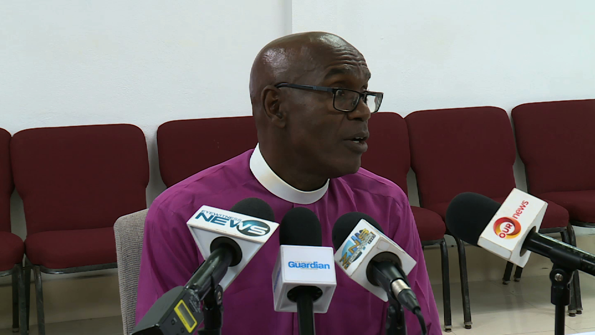 Archdeacon applauds govt.'s decision to revisit gender equality debate