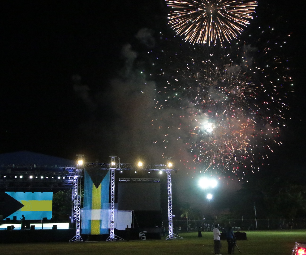 The Bahamas celebrates 45 years of independence