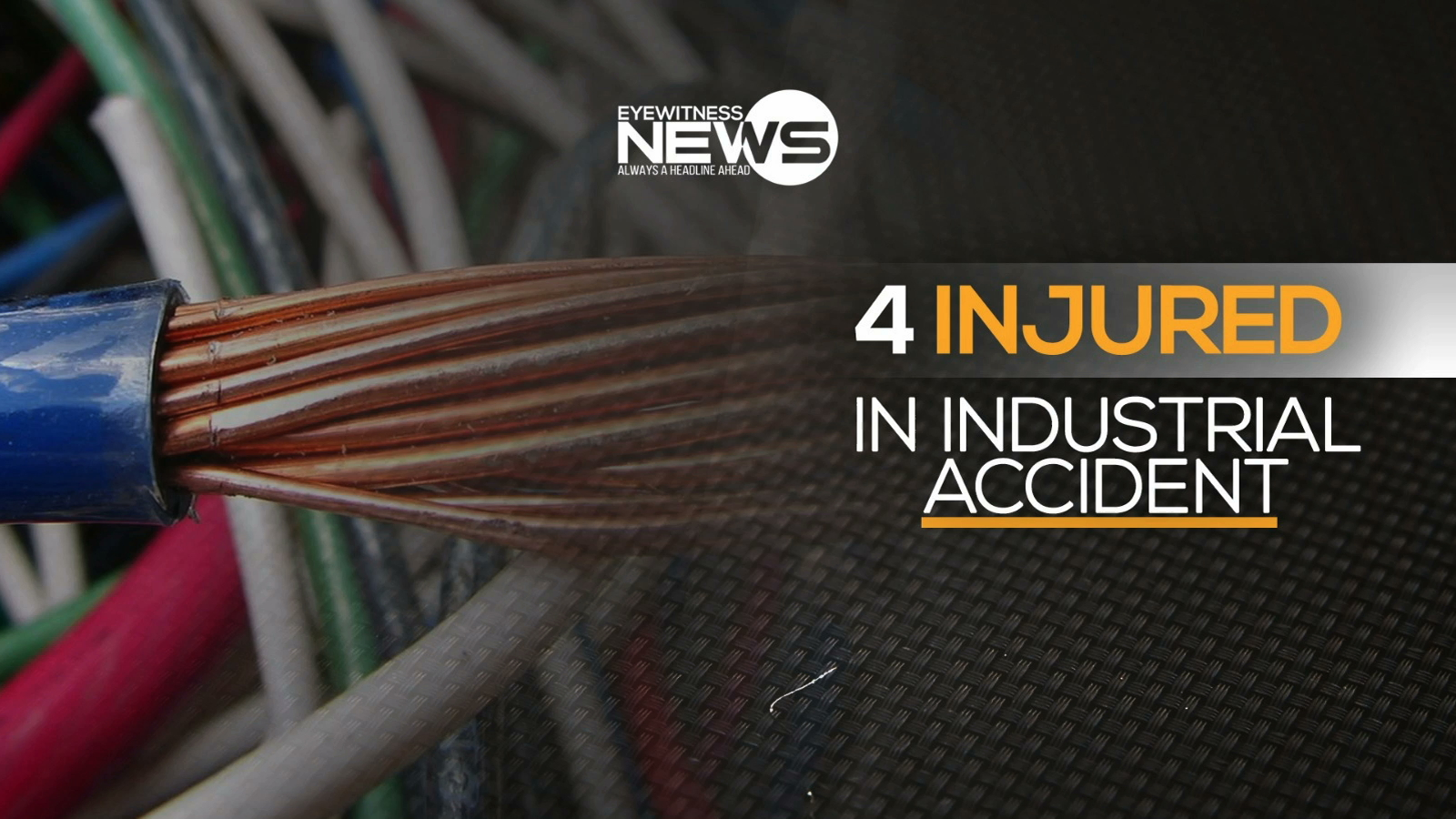 Four electrocuted in industrial accident on Eleuthera