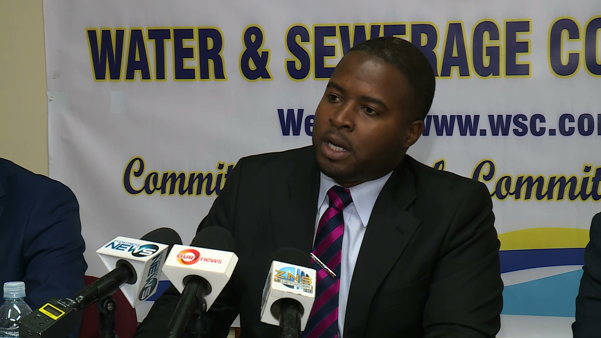 Sabotage – Water service cut to majority of New Providence