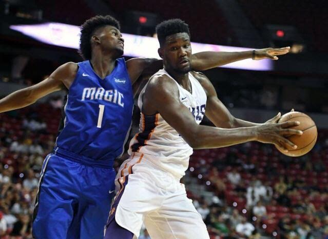 Ayton named NBA Rookie of the Year finalist