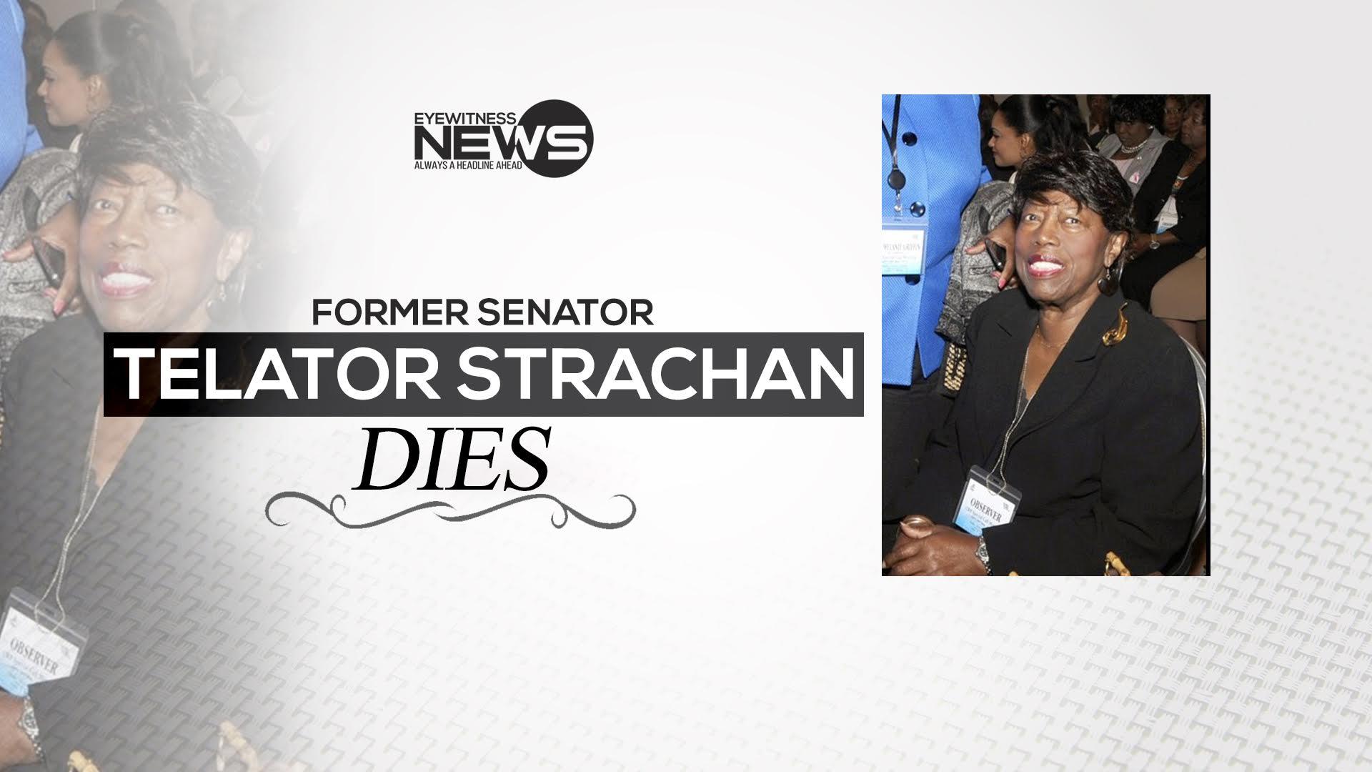 Former Senator dies
