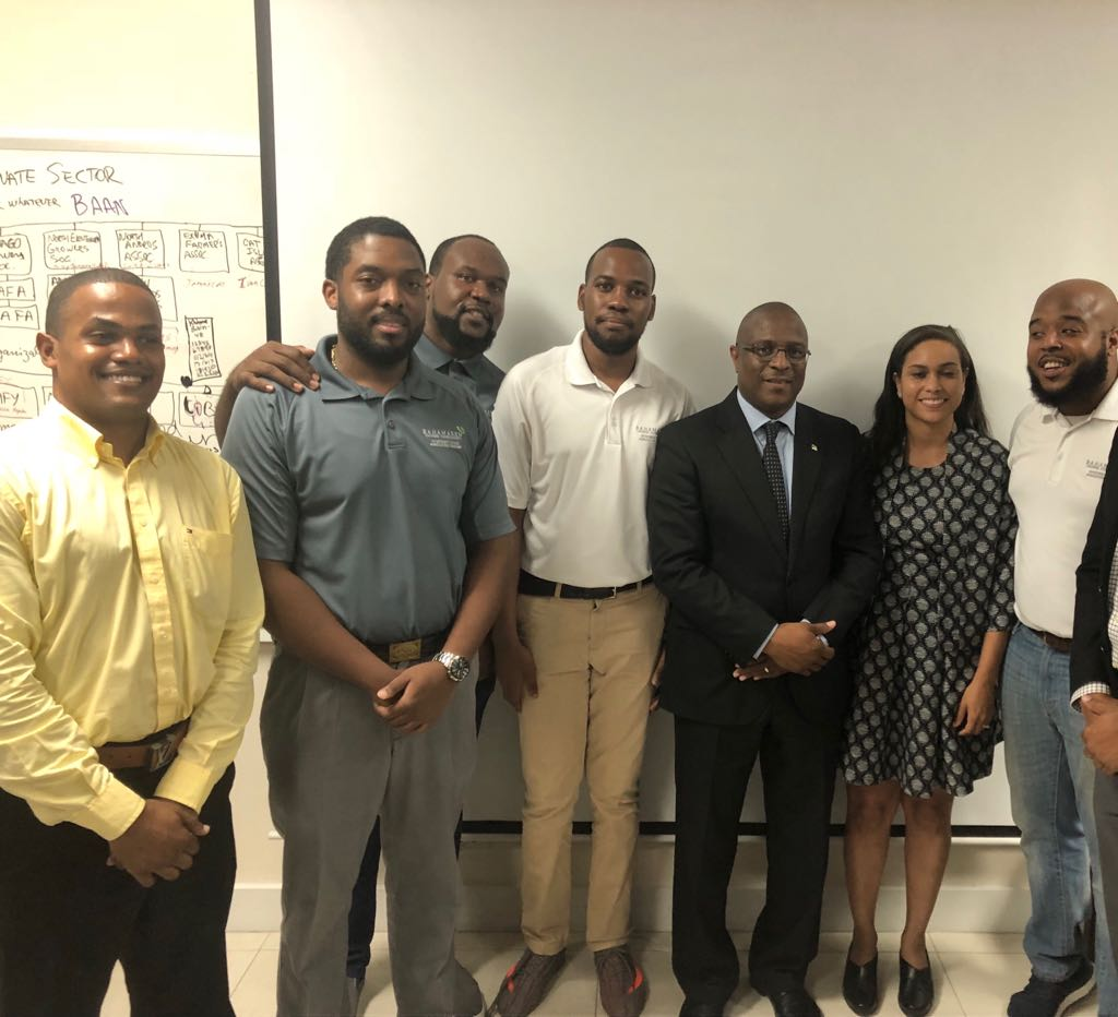 Bahamaren shows Bahamians a more sustainable way of living