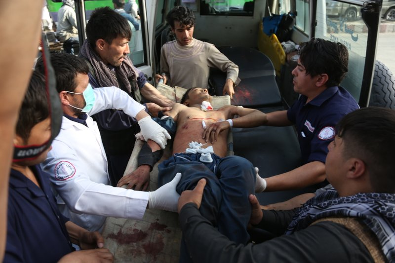 Suicide bomber targets Shiite students in Kabul, killing 25