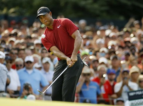 Tiger Woods juices ratings for PGA championship