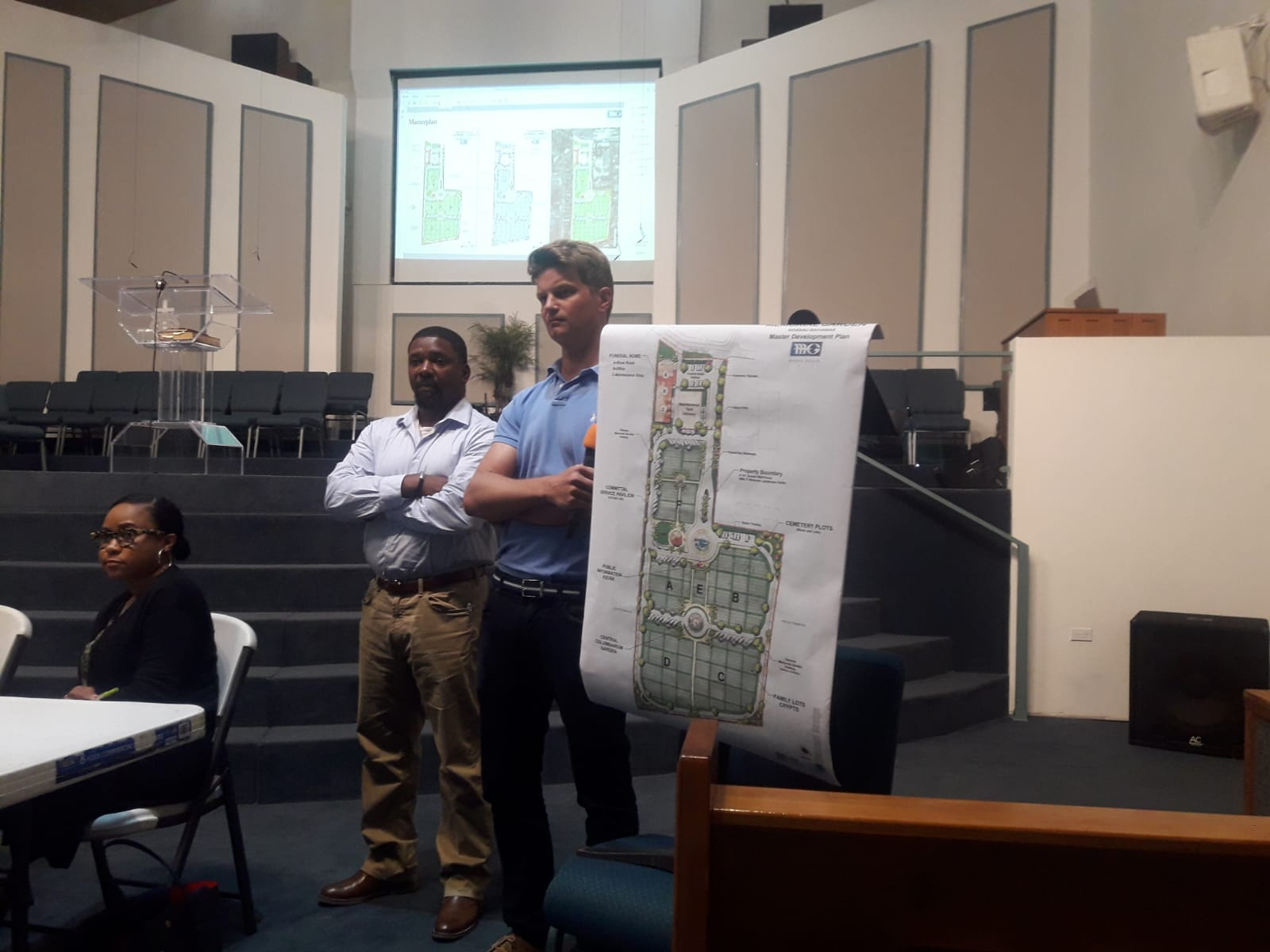 Residents reject Mosko cemetery proposal