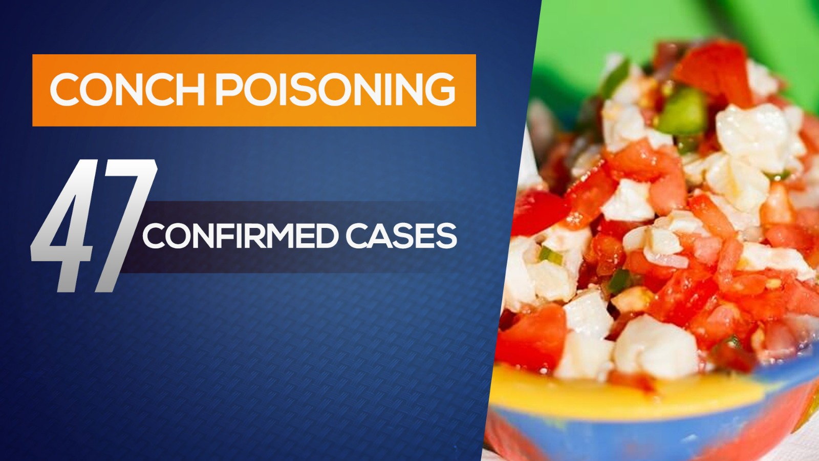 Conch poisoning cases continue to climb