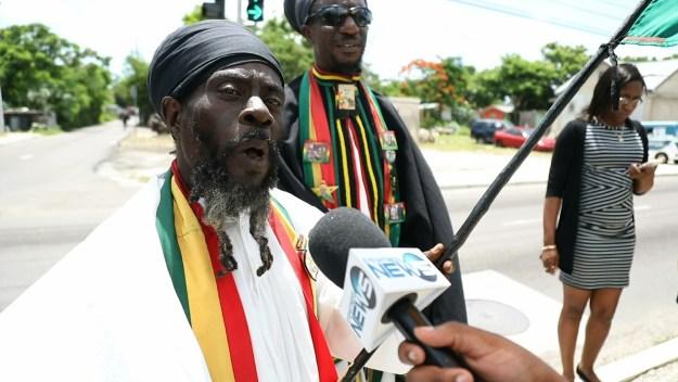 Rastafarians march for Emancipation Day, talks marijuana legalisation