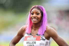 PM and Min. of Sports congratulates Shaunae Miller-Uibo for setting new world record