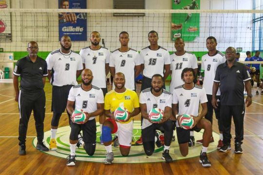 Bahamas falls to Suriname in CAZOVA title game