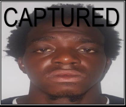 Wanted man captured
