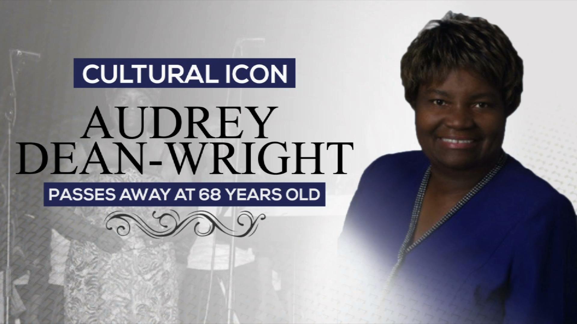 Audrey Wright dies