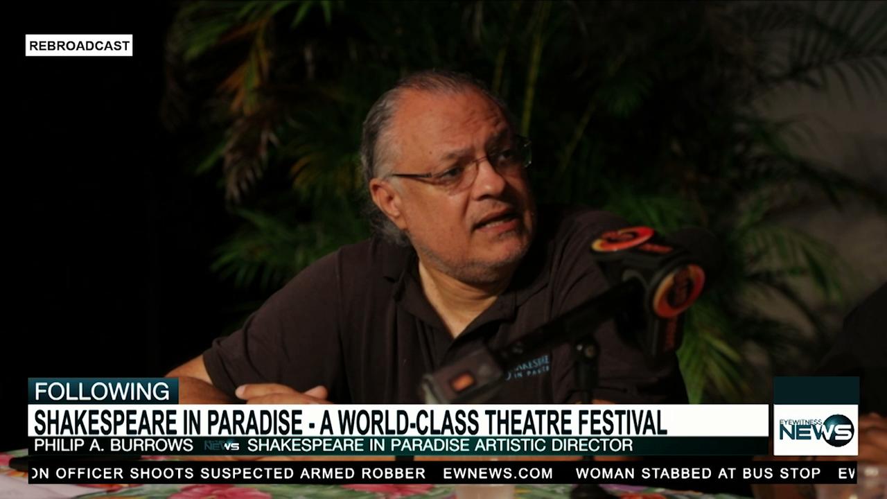 Shakespeare in Paradise celebrates 10 years