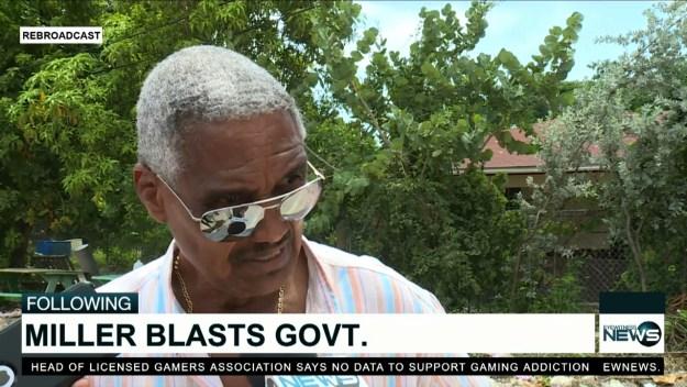 Miller blasts govt. over new landfill agreement